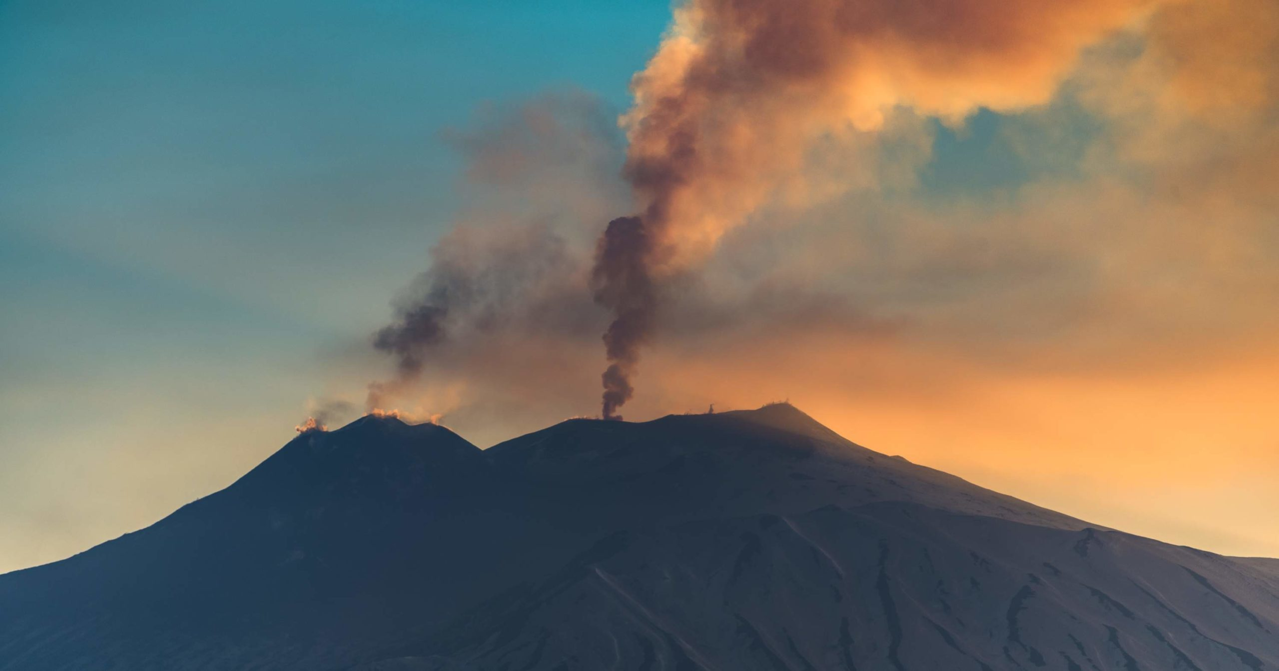 """Mount Etna is fundamental to Sicily's nature and landscape. Leonardo Sciascia called it """" a huge house cat,that purrs and awakens every so often"""""""